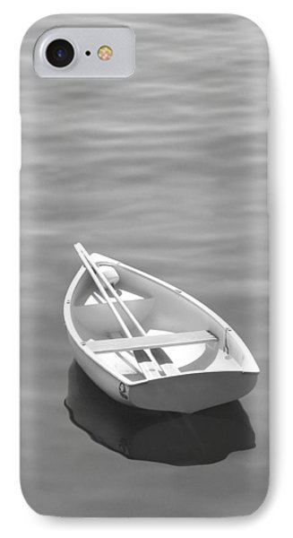 Row Boat IPhone Case by Mike McGlothlen