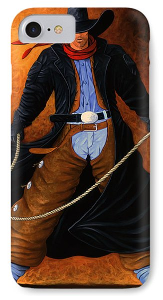 Rowdy Phone Case by Lance Headlee