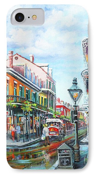 Royal Balconies Phone Case by Dianne Parks