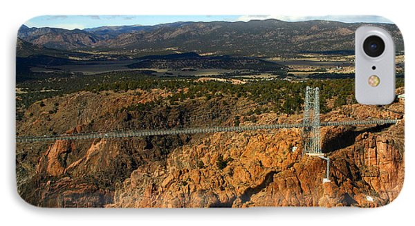 Royal Gorge IPhone Case by Anthony Jones