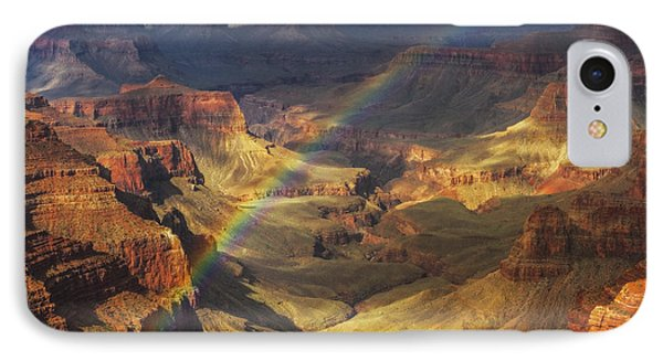 Royal Rainbow IPhone Case by Peter Coskun