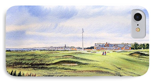 Royal Troon Golf Course IPhone Case