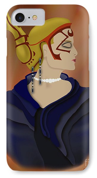 Royalty Phone Case by Linda Seacord