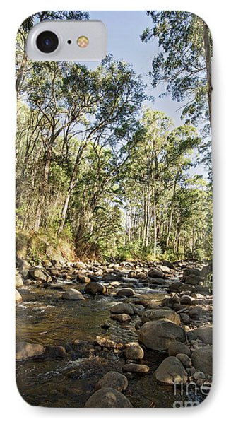 IPhone 7 Case featuring the photograph Rubicon River by Linda Lees