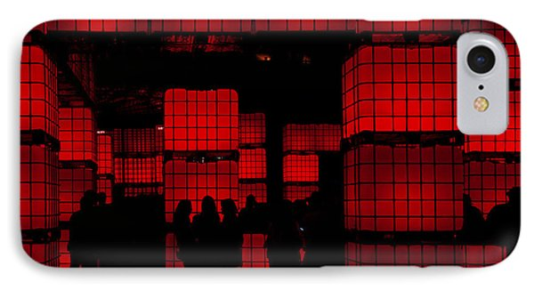 Rubik's Dream IPhone Case by Andrew Paranavitana