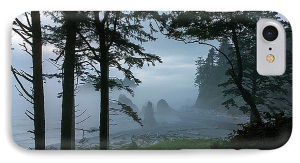 Ruby Beach II Washington State IPhone Case