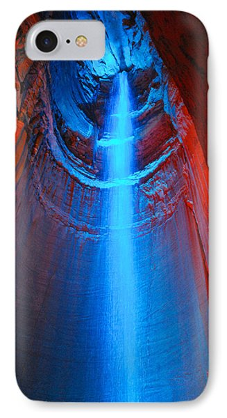 Ruby Falls Waterfall 3 IPhone Case