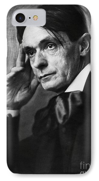 Rudolf Steiner (1861-1925) Phone Case by Granger