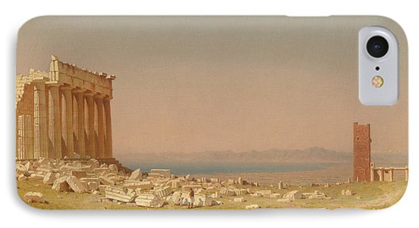 Ruins Of The Parthenon IPhone Case