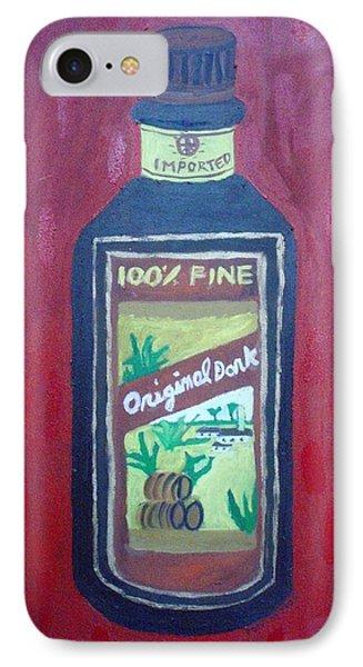Rum Phone Case by Patrice Tullai