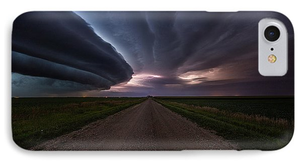 IPhone Case featuring the photograph Run by Aaron J Groen