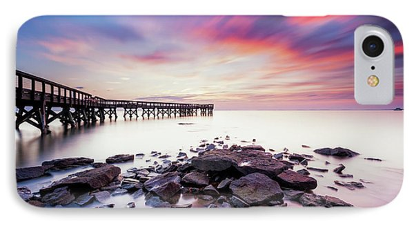 IPhone Case featuring the photograph Run To The Sun by Edward Kreis