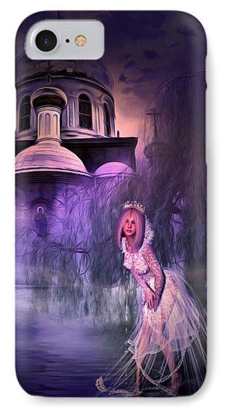 Runaway Bride Phone Case by Svetlana Sewell
