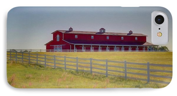 IPhone Case featuring the photograph Rural Alabama by Donna Kennedy