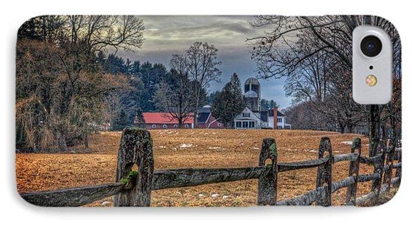 Rural America Phone Case by Everet Regal