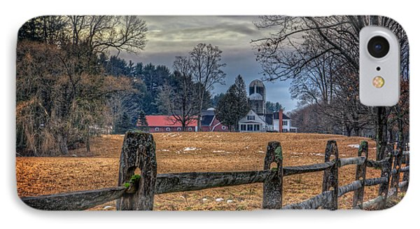 Rural America IPhone Case by Everet Regal
