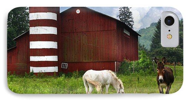 Rural America Phone Case by Lori Deiter