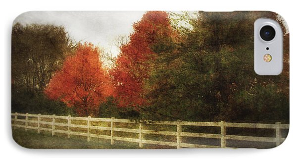 Rural Autumn IPhone Case