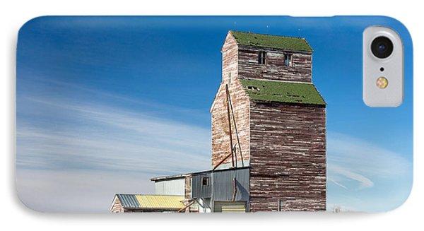 Rural Landmark IPhone Case by Todd Klassy