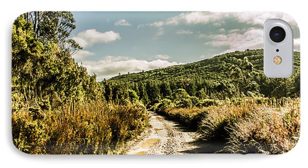 Rural Paths Out Yonder IPhone Case by Jorgo Photography - Wall Art Gallery