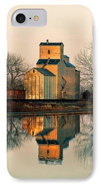 Rural Reflections IPhone Case by Todd Klassy