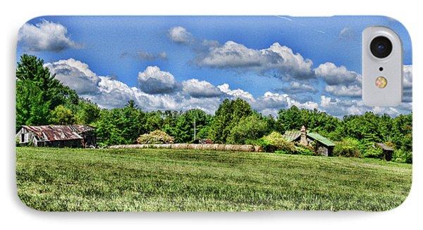 Rural Virginia IPhone Case by Paul Ward