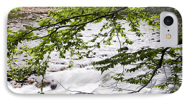 Rushing River Phone Case by Thomas R Fletcher