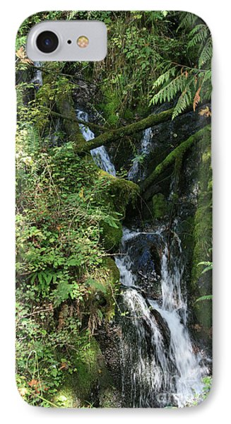 Rushing Water IPhone Case by Victoria Harrington