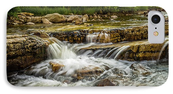 Rushing Waters - Upper Provo River IPhone Case by TL Mair