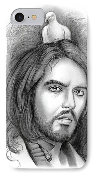 Russell Brand IPhone Case
