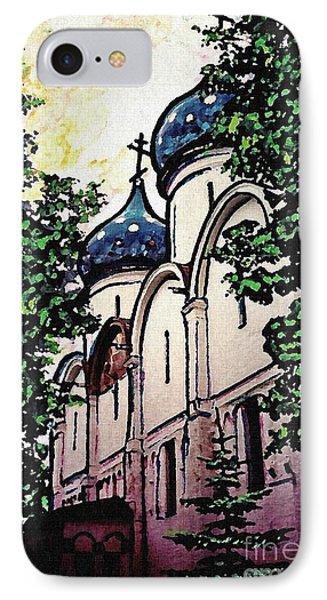Russian Church IPhone Case