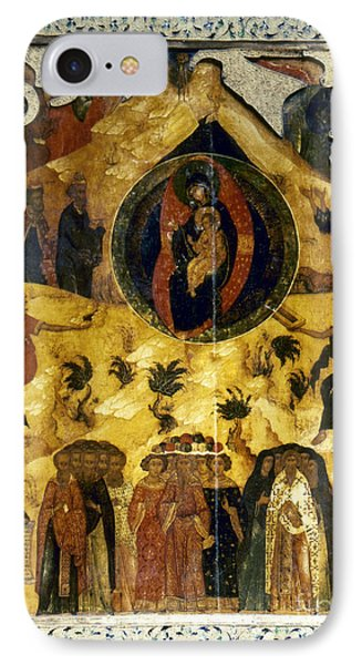 Russian Icon Phone Case by Granger