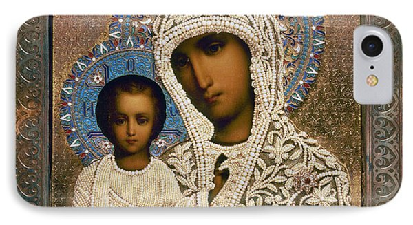 Russian Icon: Mary Phone Case by Granger