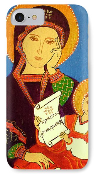 Russian Icon IPhone Case