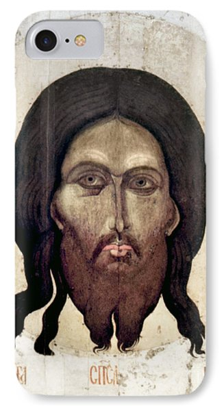 Russian Icon: The Savior Phone Case by Granger