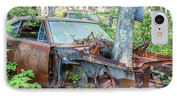 Rust Away IPhone Case by Menachem Ganon