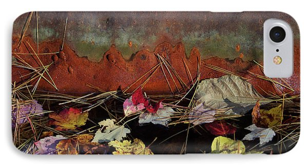 Rust IPhone Case by Jerry LoFaro