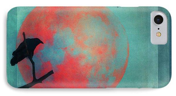Rust Moon IPhone Case