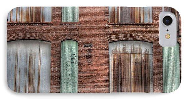 Rust Never Sleeps Phone Case by Jane Linders