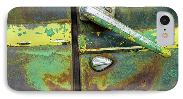 Rusted Series 4 Phone Case by Laura Atkinson