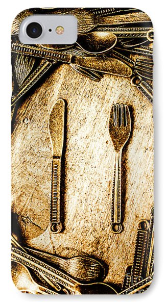 Rustic Catering IPhone Case by Jorgo Photography - Wall Art Gallery