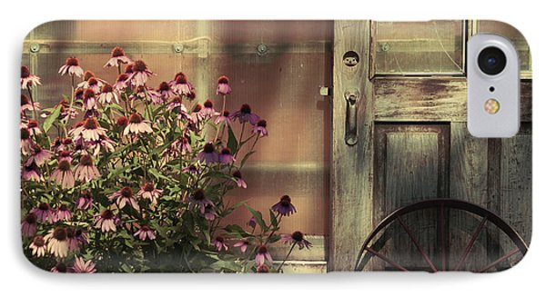 Rustic Corner IPhone Case by Aimelle