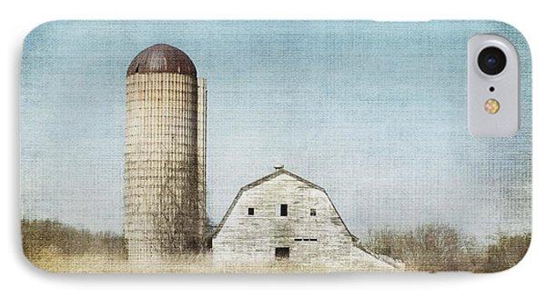 Rustic Dairy Barn IPhone Case