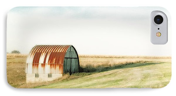 Rustic Fields IPhone Case by Todd Klassy