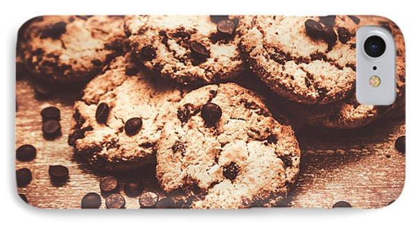 Rustic Kitchen Cookie Art IPhone Case by Jorgo Photography - Wall Art Gallery