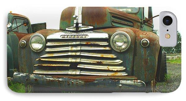 Rustic Mercury Phone Case by Randy Harris