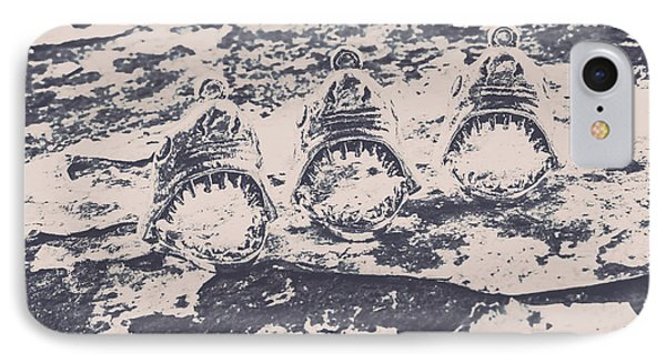 Rustic Nautical Artwork IPhone Case by Jorgo Photography - Wall Art Gallery