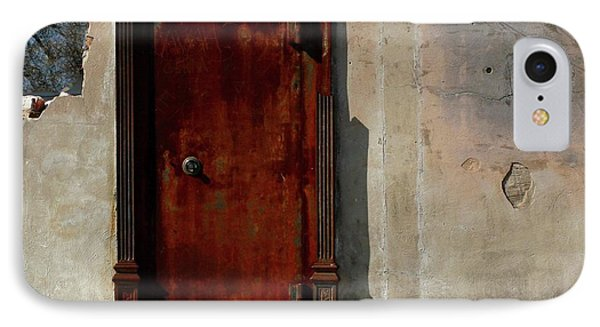 Rustic Ruin IPhone Case by Lori Mellen-Pagliaro