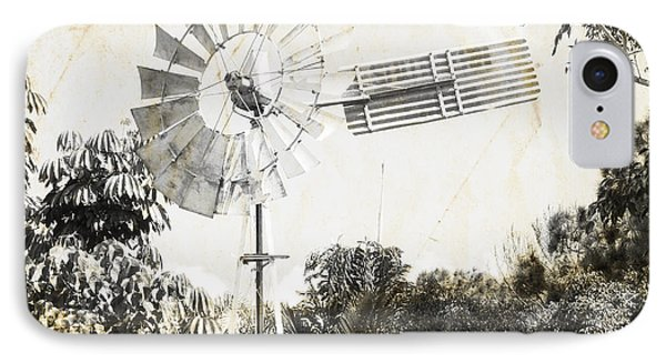 Rustic Weathervane IPhone Case by Jorgo Photography - Wall Art Gallery