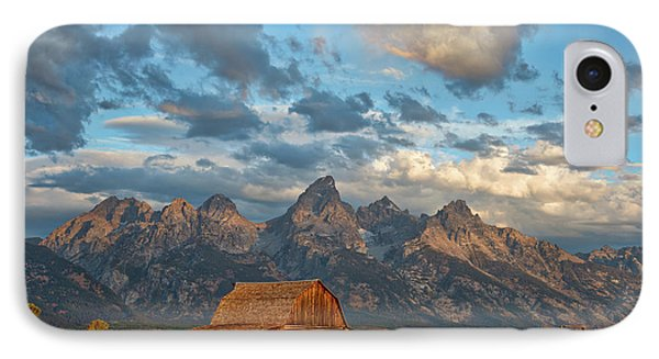 Rustic Wyoming IPhone Case by Darren White